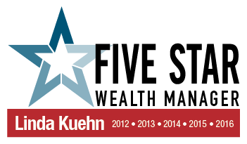 Linda Kuehn 5 Star WEalth Manger